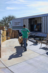 Services offered from Dixie Moving & Storage